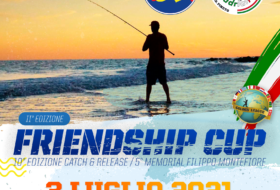 FRIENDSHIP Cup 2021 – Surfcasting